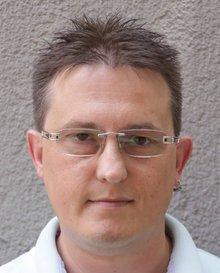 Harris Ziebarth, Gewerkschaftssekretär im Fachbereich 13 in Hessen